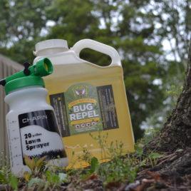 Bugspray Yard Kits